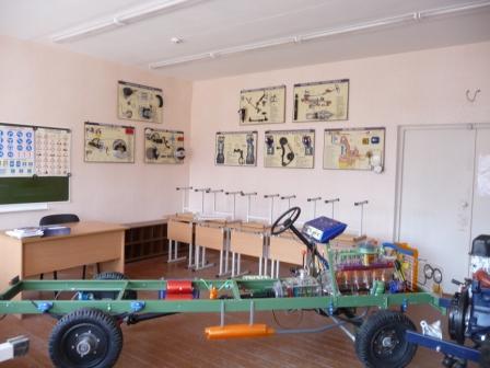 Фото учебного кабинета